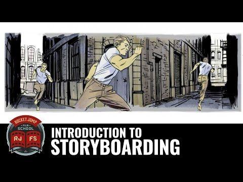Intro to Storyboarding - YouTube