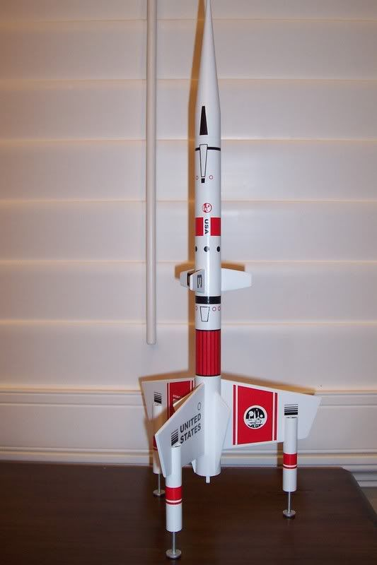 how to build a model rocket for school