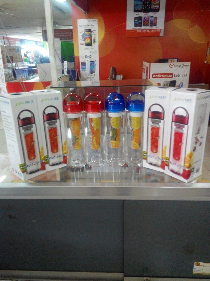 BG homeshoping Magelang: Tritan Infused Water Bottle