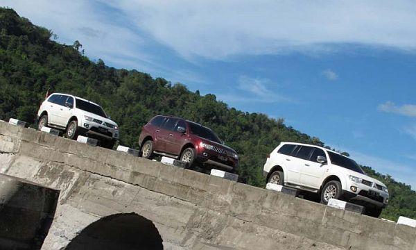 sewa rental mobil di Jakarta Depok Bogor Tangerang: Dengan Mobil Pajero Sport, Mitsubishi Moncer di 2012