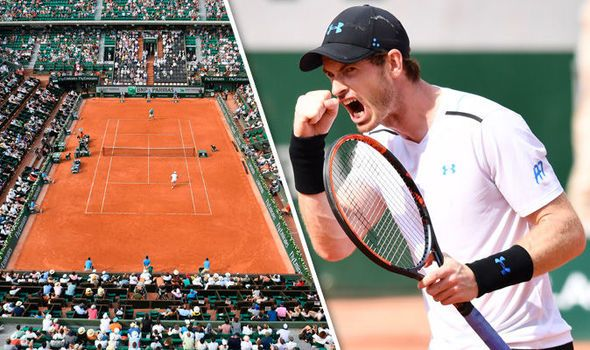 Andy Murray: French Open fans don't like it when I do THIS