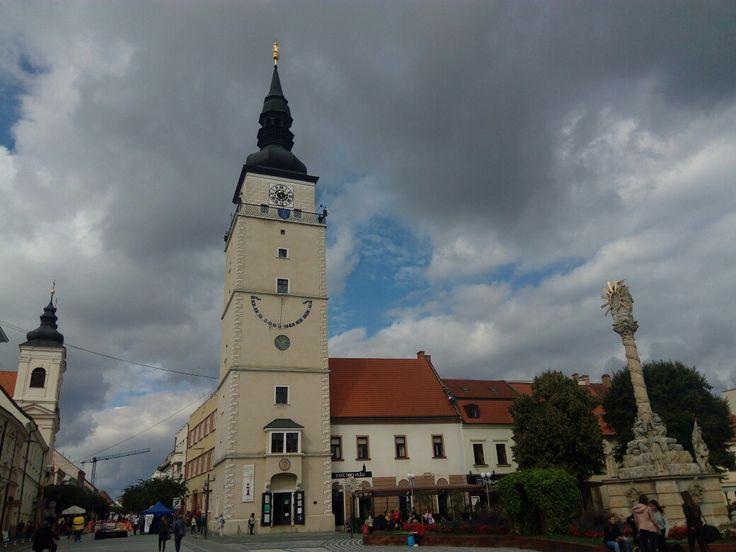 Trnava square