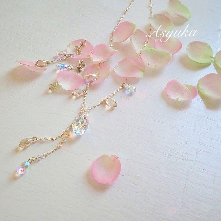 Pastel*Asyuka Necklace