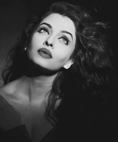 "empressaish: "" "" ""Honestly when you think of beauty, you think of Aishwarya Rai."" John Abraham "" """
