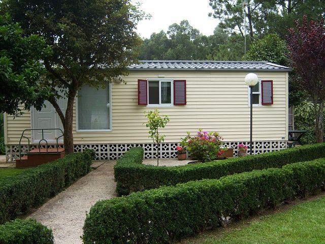 Finca 800 m2 con Casa móvil BUEU-AREAS DE BON - 110.000€