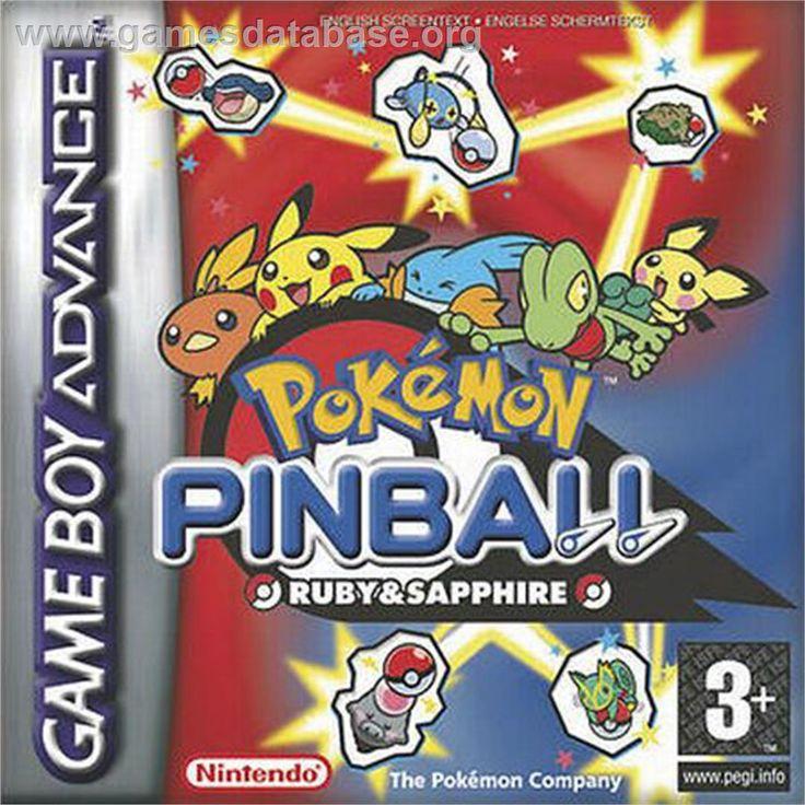 Free download Game Boy Advance Pokemon Ruby Version Cheats