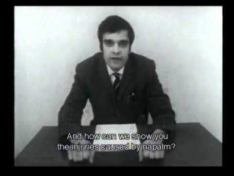Harun Farocki:  Inextinguishable Fire