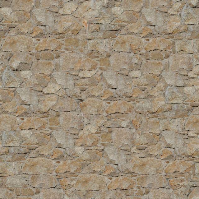 Texture seamless stone wall