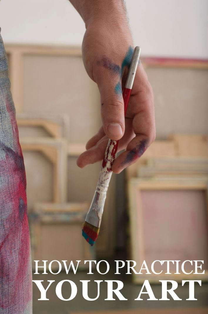 Practice makes perfect. But virtually every amateur artist is ingraining bad habits. Here's how to drastically improve your drawing or painting skills in the shortest possible time