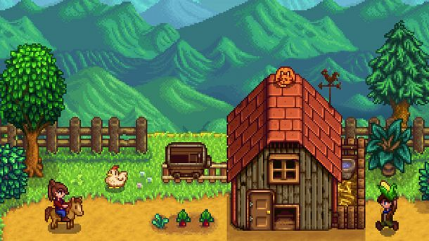 nice Report: Stardew Valley Has Marketed Over A Million Copies