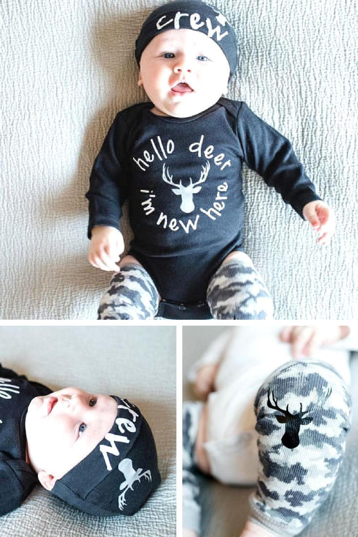 Many Camo Baby Clothing Gifts And Components Perfect For Your