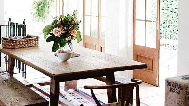 Buyer's guide to dining room tables