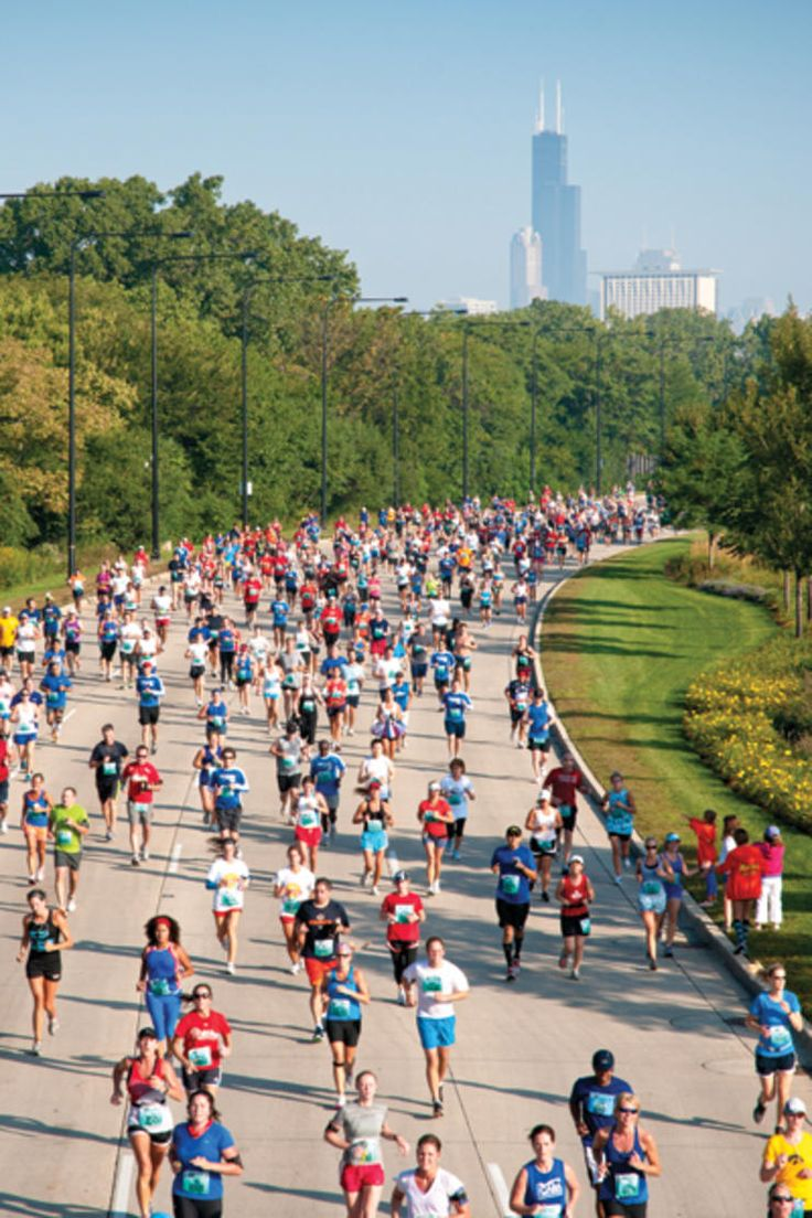 The Chicago Half-Marathon http://www.runnersworld.com/races/the-best-half-marathons-of-2014/the-chicago-half-marathon