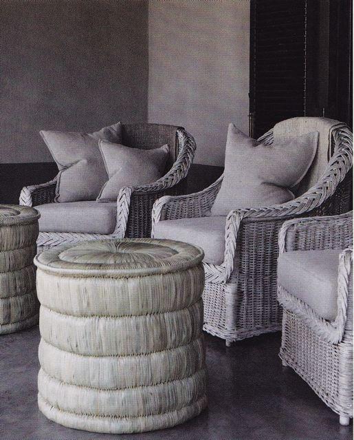Palm stools | Madwa