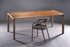 Neva table on Behance