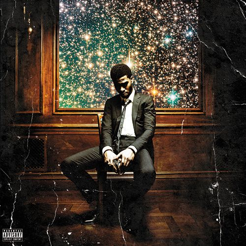 Kid Cudi's Man On The Moon II: The Legend of Mr. Rager   Cudi makes me feel like he's talking about me.