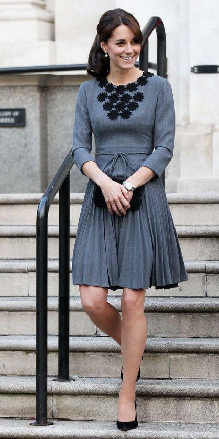 Catherine Duchess of Cambridge The Duchess of Cambridge visits The Anna Freud Centre, London, Britain - 15 Dec 2015