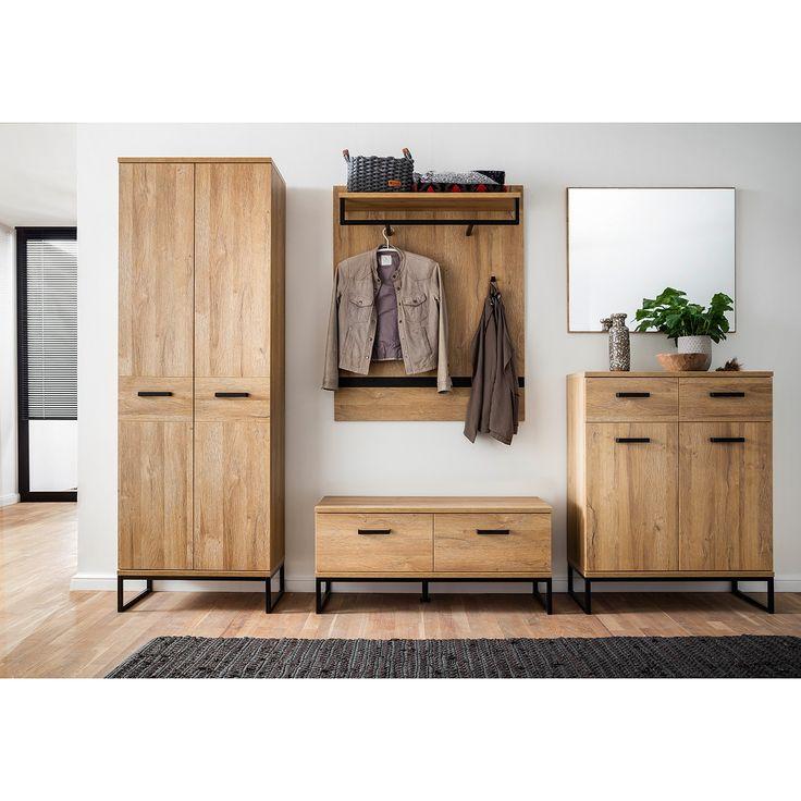 Garderobenset Krokby I 5 Teilig Garderobe Schrank Garderoben