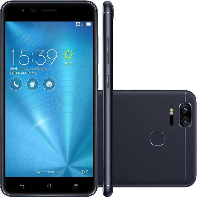 Smartphone Asus Zenfone 3 Zoom Octa Core 32 GB Tela 5.5 Câmera 12 MP ZE553KL << R$ 139900 >>