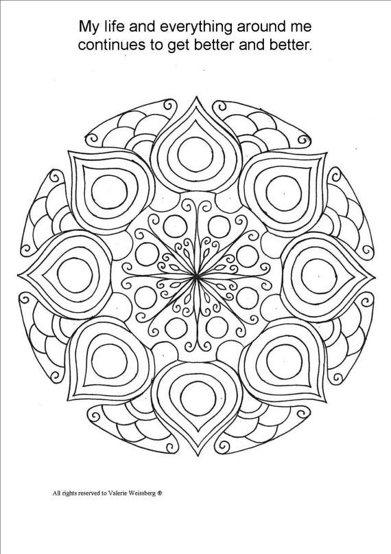 490 Best Mandala Images On Pinterest