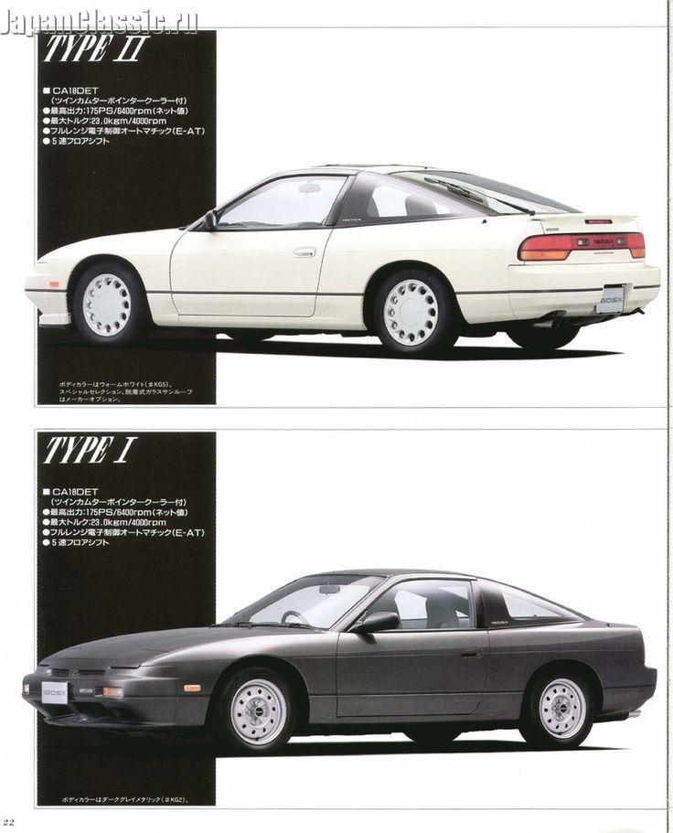 Nissan 180sx 1989 S13 - JapanClassic