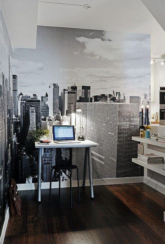 tumblr m1ulo4LtGo1r9tee7o1 1280 Over 60 Workspace & Office Designs for Inspiration | Part #14