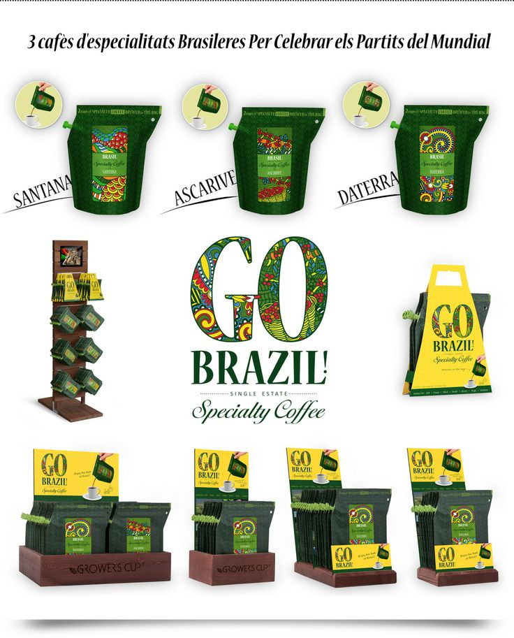 Growers Coffee Spain. Fairtrade & organic coffee. Brazil coffee