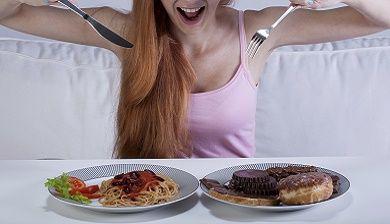Als ik iets lekker vind, kan ik niet stoppen met eten - FemNa40