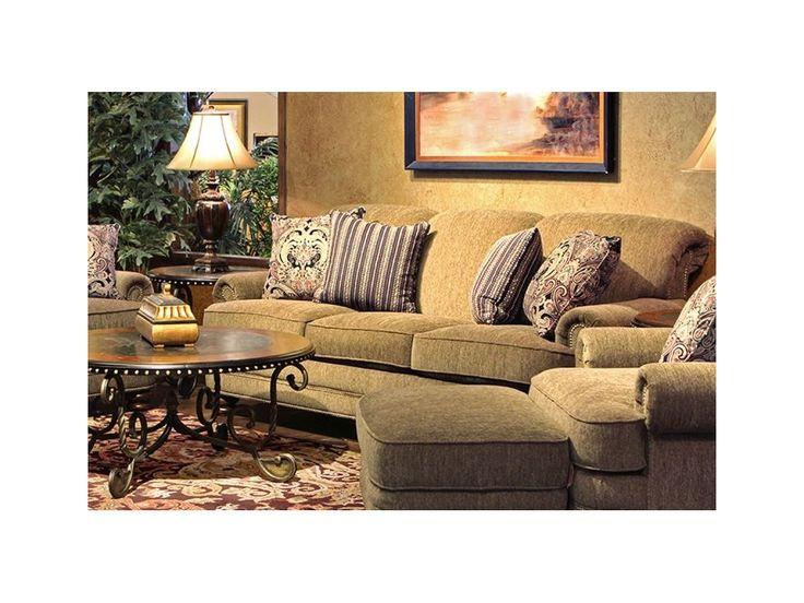 Flexsteel Baybridge Sofa UPH SOFA BAYBRIDGE Bob Mills Furniture