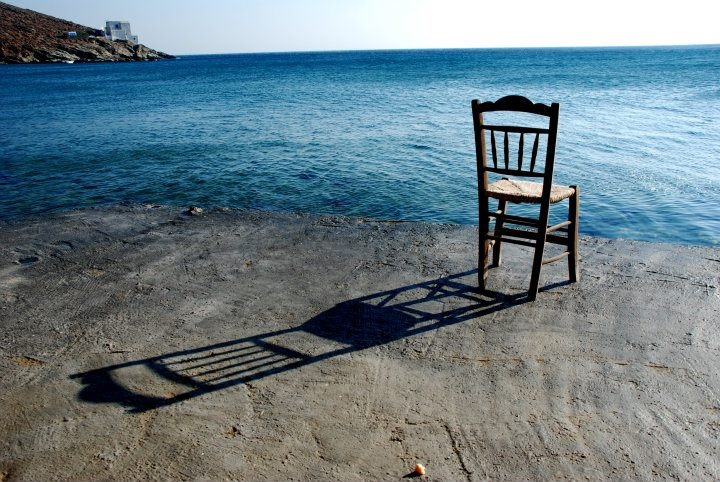 Tinos, Greece...specifically speaking, it is the village called ISTERNIA.....been there..perfect!
