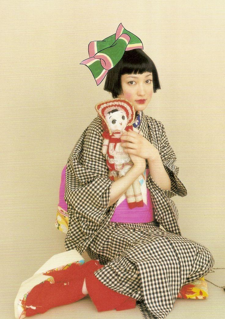 Kimono-hime issue 3. 緒川たまき