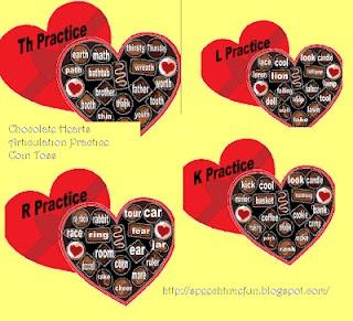 Valentine's Day Artic Practice