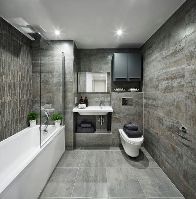 Wall tile for main floor half bath or another bath for Main floor flooring ideas