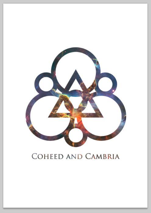 Coheed and Cambria Keywork