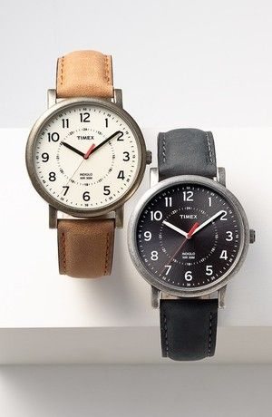 Vintage-style Timex watches -- not bad!