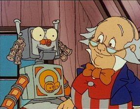 Dr. Snuggles – Bau ne Maschine für uns! |