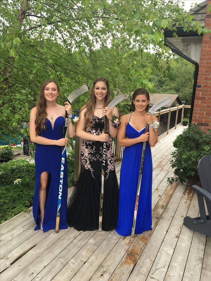 Canadian Hockey Girls Prom 🏒🇨🇦