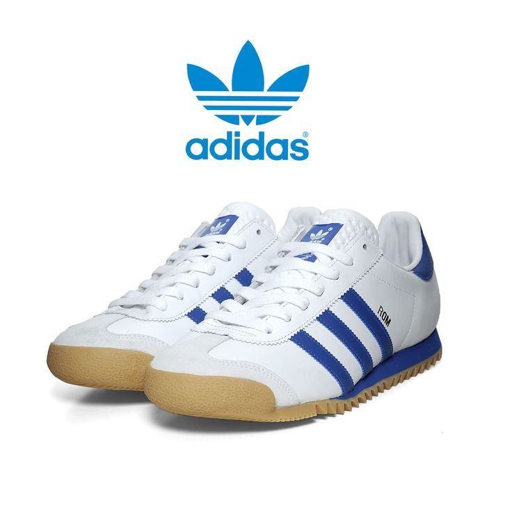 Adidas Rom shoes.....had a pair when I was about thirteen and thought they were super cool........Not sure they are cool anymore....