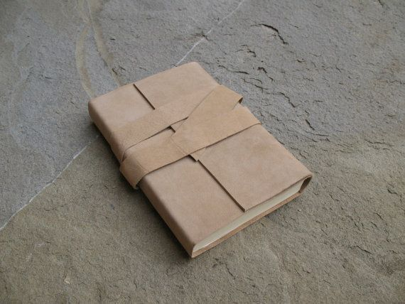 Earthquake Italy Aid Leather journal 13x9cm pocket leather notebook leather sketchbook