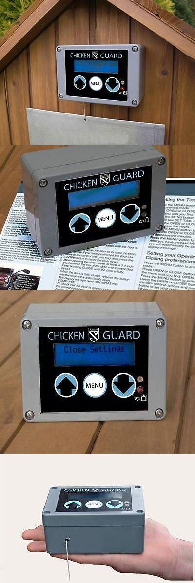 17 Best Ideas About Automatic Chicken Coop Door On