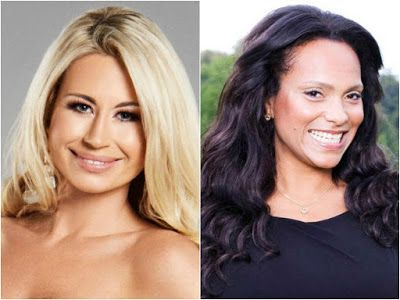 Real Housewives Of Cheshire Newbie Ester Dee Responds To Magali Gorré's 'Geordie Shore' Comment — Magali Fires Back!