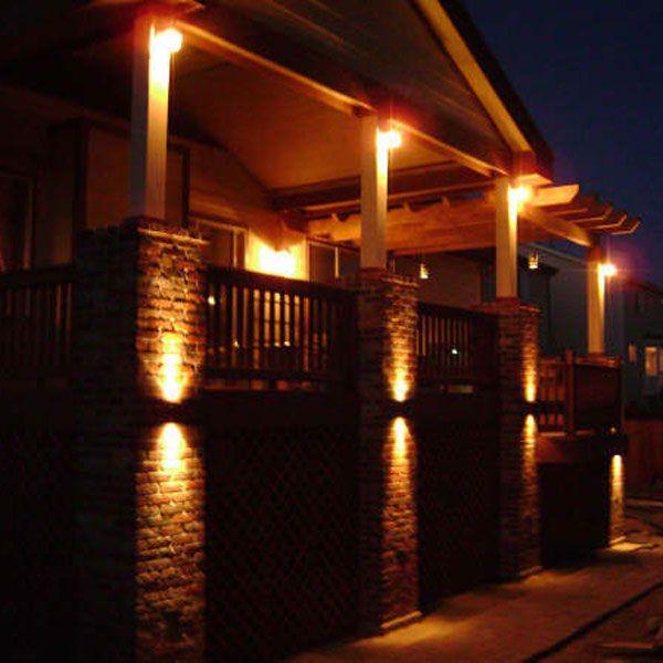 rail light by highpoint deck lighting