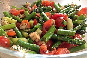 Spargelsalat, italienisch, ein sehr schönes Rezept aus der Kategorie Gemüse. Bewertungen: 102. Durchschnitt: Ø 4,4.