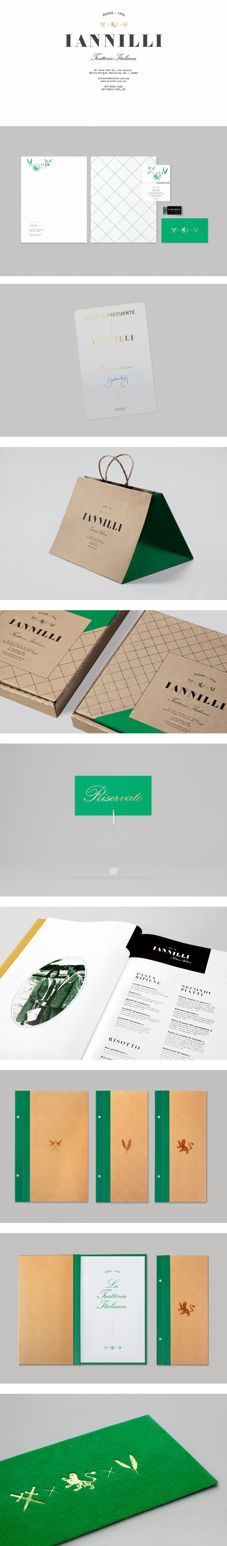 IANNILLI | Saavy Studio #packaging #branding #marketing PD