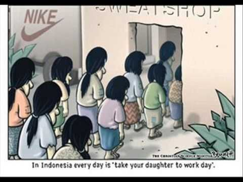 are sweatshops an inhumane business practice These are direct human rights violationswe need to recognize the lies we are telling ourselves to make it ok for us to purchase clothing made in sweatshops, and we need to take a stand for ethical business practices, recognizing the safety and health.