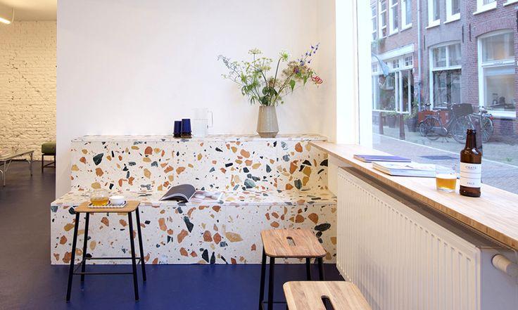 Coffee hotspots in Amsterdam