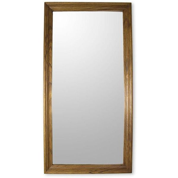 NOVICA Rectangular Minimalist Mexican Hardwood Wall Mirror ($415) ❤ liked on Polyvore featuring home, home decor, mirrors, brown, wall decor, rectangle mirror, brown mirror, rectangular mirror, brown wall mirror and rectangle wall mirror