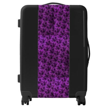 Lace Luggage - fancy gifts cool gift ideas unique special diy customize