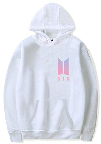 b3a92171e107 SERAPHY unisexe hoodie d hiver BTS Pulls Sweatshirts Bangtan Boys Sweat avec  polaire Suga Jin Jimin Jung Kook J-Hope Rap-Monster V