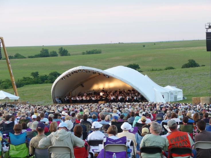 Symphony in the Flint Hills